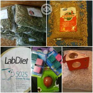 Heno de alfalfa alimento ideal para cuyos y conej