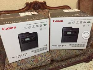 Multifuncional Canon nuevo