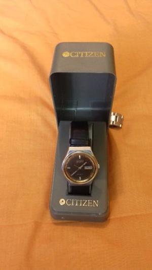 Reloj de caballero marca citizen