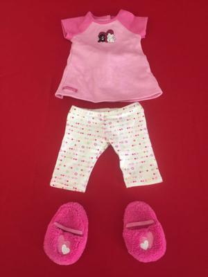 American Girl. Pijamas set.