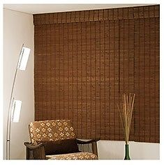 Persiana Romana de Bambù