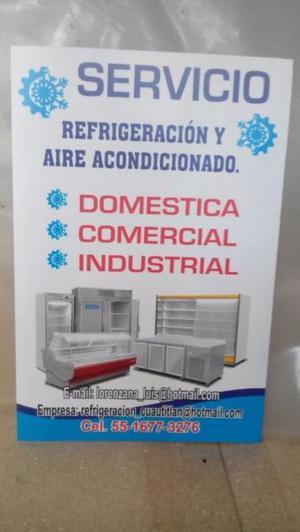 Refrigeracion Cuautitlán