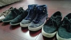 calzado de gomvre tenis y zapatos