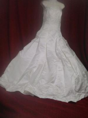 vestido de novia de magie sotero