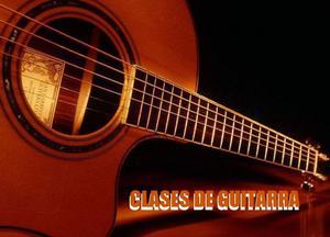 Clases de Guitarra Acústica o Eléctrica a Domicilio $180