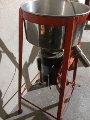 Extractor de jugo industrial