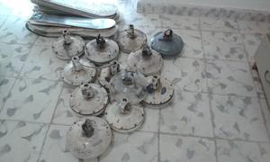 Lote de abanicos VEC para reparar/restorar