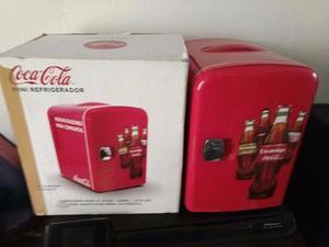 Mini Refrigerador de Coca Cola