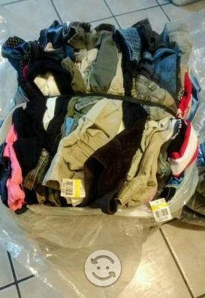 Pacas de ropa americana Guadalajara