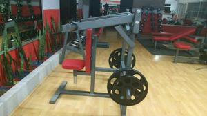 Press De Hombro Articulado Cracken Gym Gimnasio