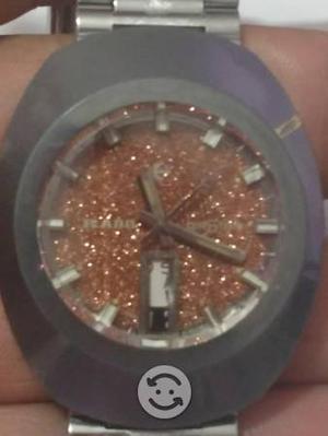 Reloj rado diastar vintage