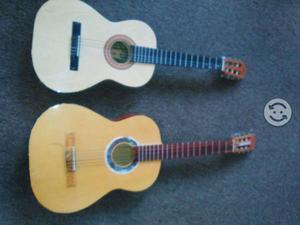 Vendo dos guitarras acústicas