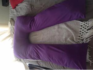 Almohada para embarazo y lactancia jumbo
