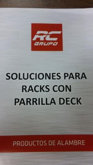 RACKS, SOMOS FABRICANTES, ENVIO PARA TODA LA REPUBLICA