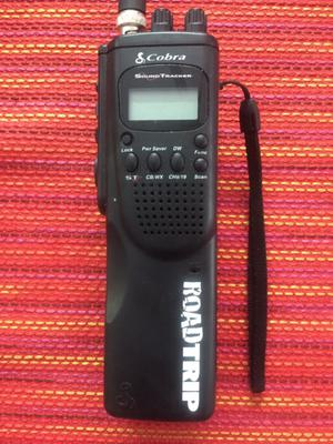 Radio Cobra HH ROAD TRIP 40-Channel CB
