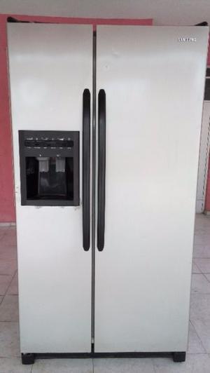 Refrigerador Dúplex Marca Samsung De 26 pies
