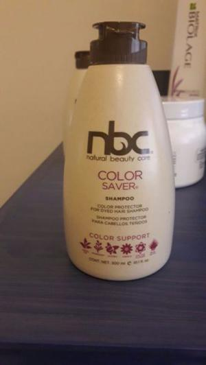 Shampoo Color Saver NBC