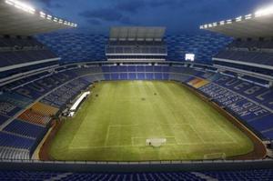 2 Plateas Estadio Cuauhtémoc