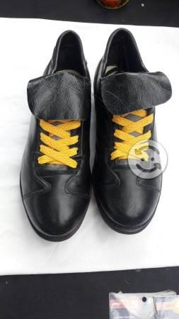 Antiguos Botines Zapatos de Beis bol