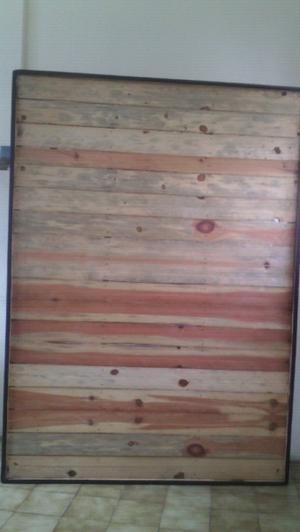 Base de madera