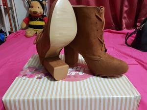 Botin zapato Nuevos