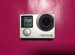 GoPro Hero 4 Silver Pantalla Touch