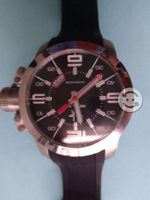 Reloj METAL CH  SUIZO ORIGINAL