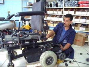 Revolbedoras electricas usadas de concreto posot class for Sillas de ruedas usadas