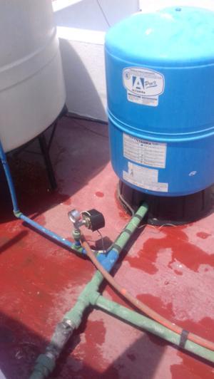 reparacion de hidroneumaticos y presurizadores
