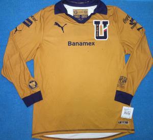 Jersey playera pumas UNAM 50 aniversario talla L