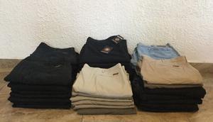 Pantalones Tallas Extras (Wrangler, Lee, Yale)