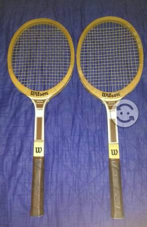 Par de raquetas para Tenis Wilson Jimmy Connors