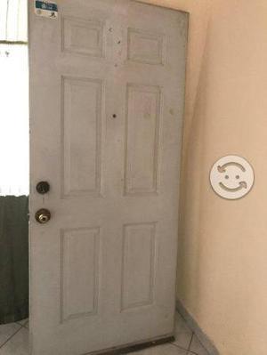 Puerta laminada