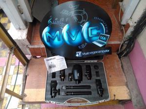 Set De Microfonos Taskar