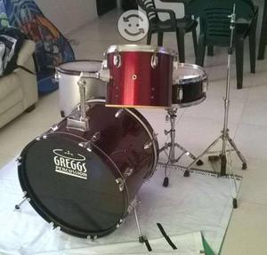 Bateria greggs percussion