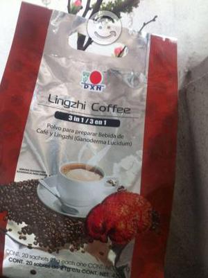 Cafe organico dxn 2 EN 1 Y 3 EN 1