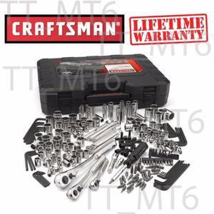 Cja de herramienta Craftsman nueva de 230 piezas
