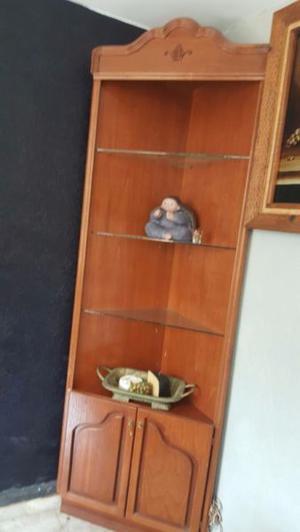 Muebles o libreros esquineros de madera posot class for Esquineros de madera