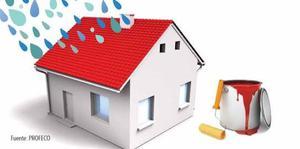 Reparación de techos/impermeabilización