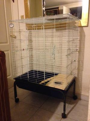 Vendo jaula para hurones