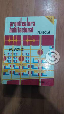 Vendo libros de arquitectura plazola