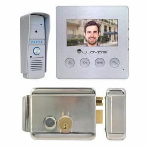 Videointerfon*chapas electricas*interfonos.Servicio para