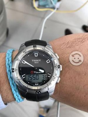 reloj tissot touch 2