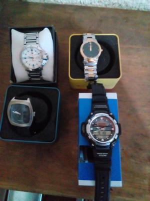 vendo o cambio relojes originales