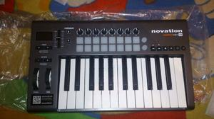 Controlador Midi Novation