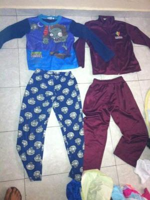 Lote de ropa niño y niña