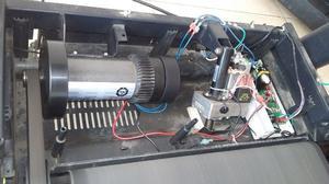 Servicio de reparación y mantenimiento de caminadoras,
