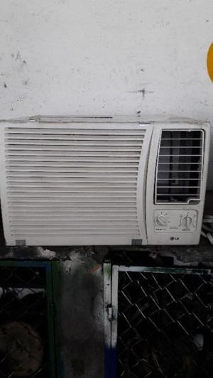 Aire de ventana 1 tonelada LG corriente 220