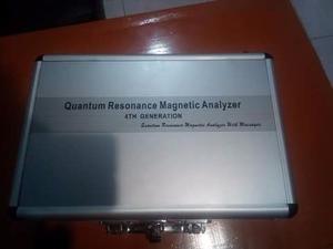 Analizador Cuántico de resonancia magnética