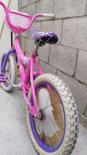 Bicicleta de niña !!!!